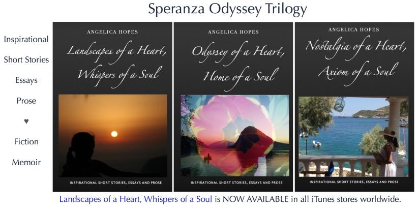 Speranza Odyssey Trilogy